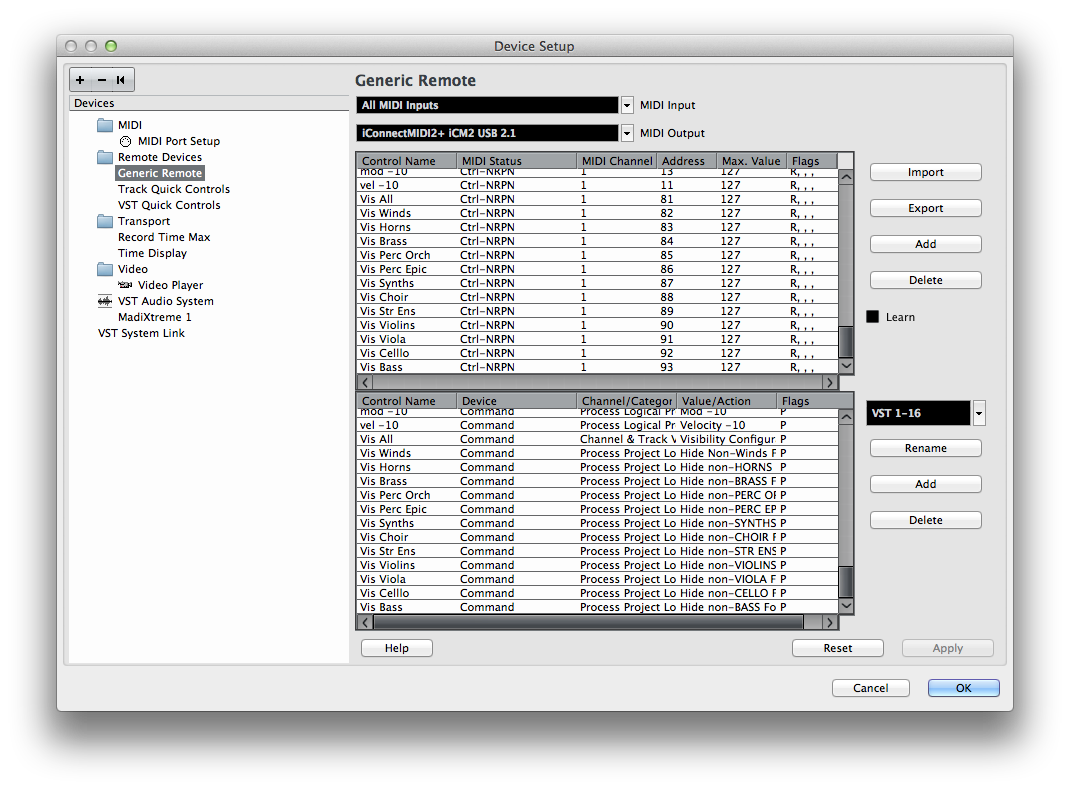Generic Remote Editor